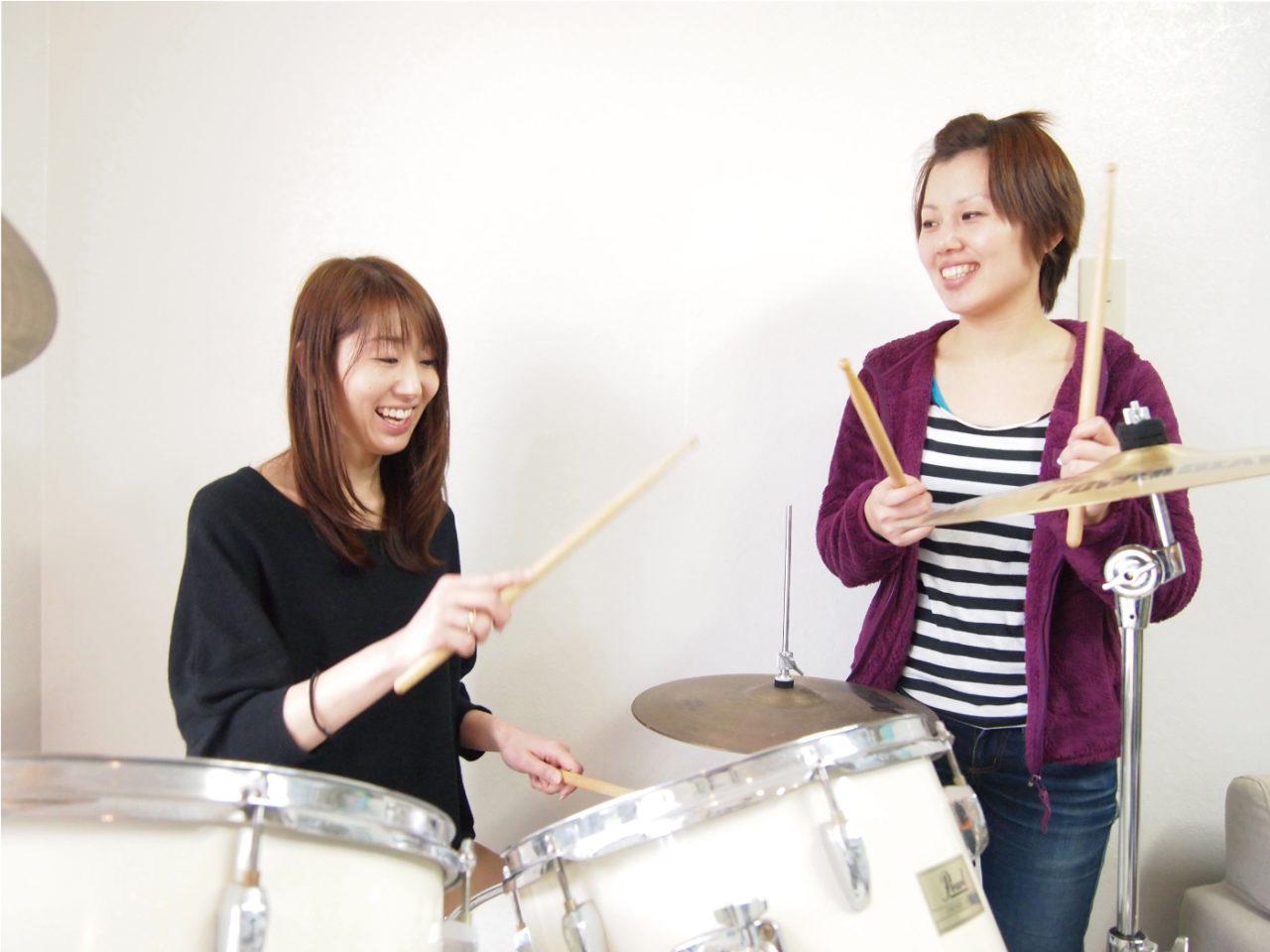 ドラム教室イメージ