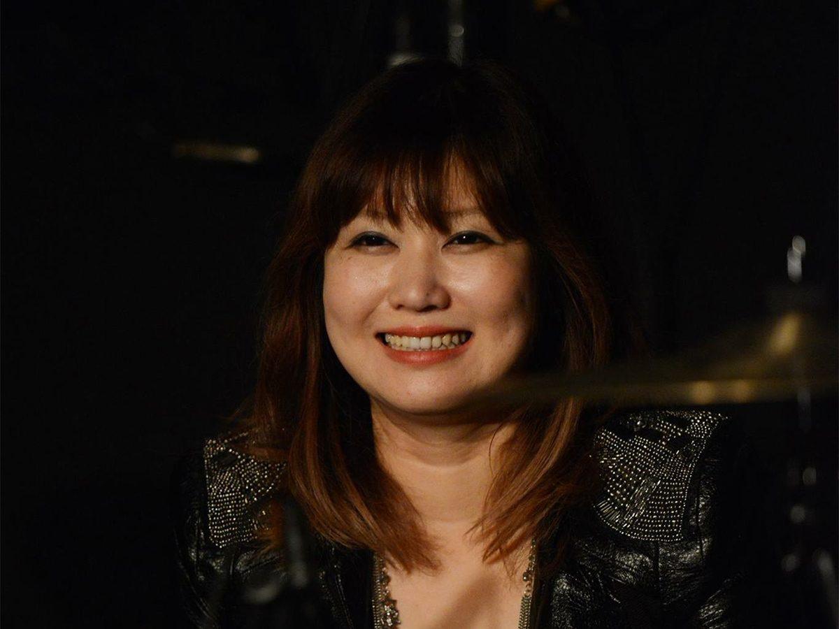 ドラム講師-豊田絵美