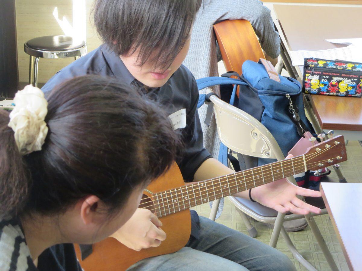 教室 ギター